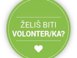 Mogućnosti za volontiranje: gdje, kako, zašto…?