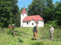 HRVATSKA VOLONTIRA: Sve generacije volontiraju u Prilišću