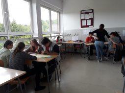 Interaktivna radionica o volonterstvu u Osnovnoj školi Kamanje