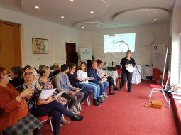 Unutar projekta Q25 educirano 29 zaposlenika OCD-a i javnih ustanova za kooridnatore volontera