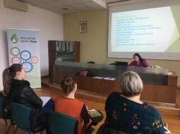 U Dugoj Resi održana izobrazba o Potvrdi o kompetencijama stečenim kroz volontiranje!