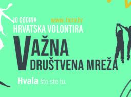 Hrvatska volontira 2020. – Poziv za sudjelovanje u video kampanji i prijava volonterskih aktivnosti