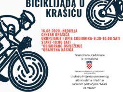Volontiraj na biciklijadi u Krašiću!