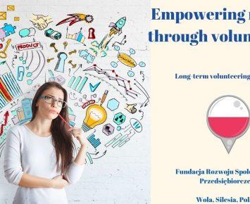 Prilika za volontiranje u Poljskoj