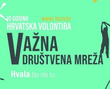 Hrvatska volontira 2021.