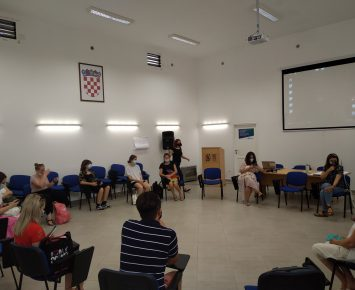 Studijski posjet lokalnom Volonterskom centru Istra