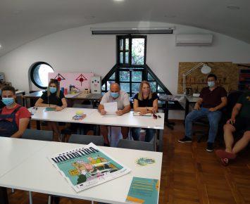 Upoznavanje s manifestacijom Hrvatska volontira