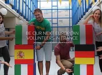 Prilika za volontiranje u Francuskoj
