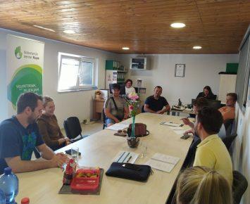 Radionica: Potvrda o kompetencijama stečenim volontiranjem