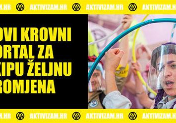 Pokrenut portal aktivizam.hr